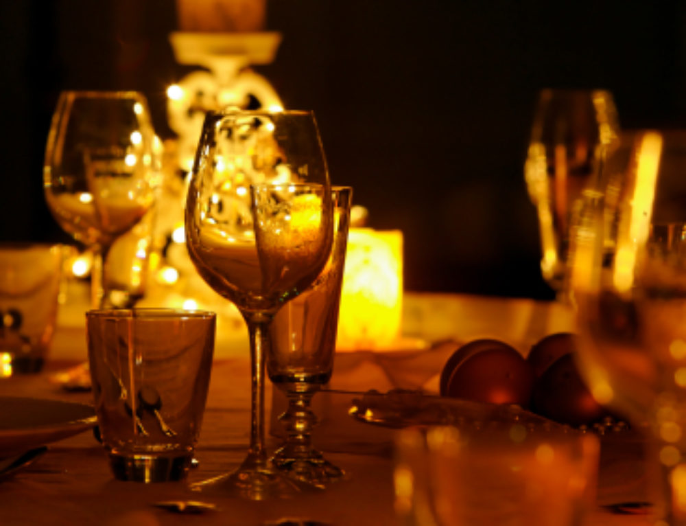 Enjoy A Romantic Dinner And A Tour Of Charlotte In A Beautiful Limousine