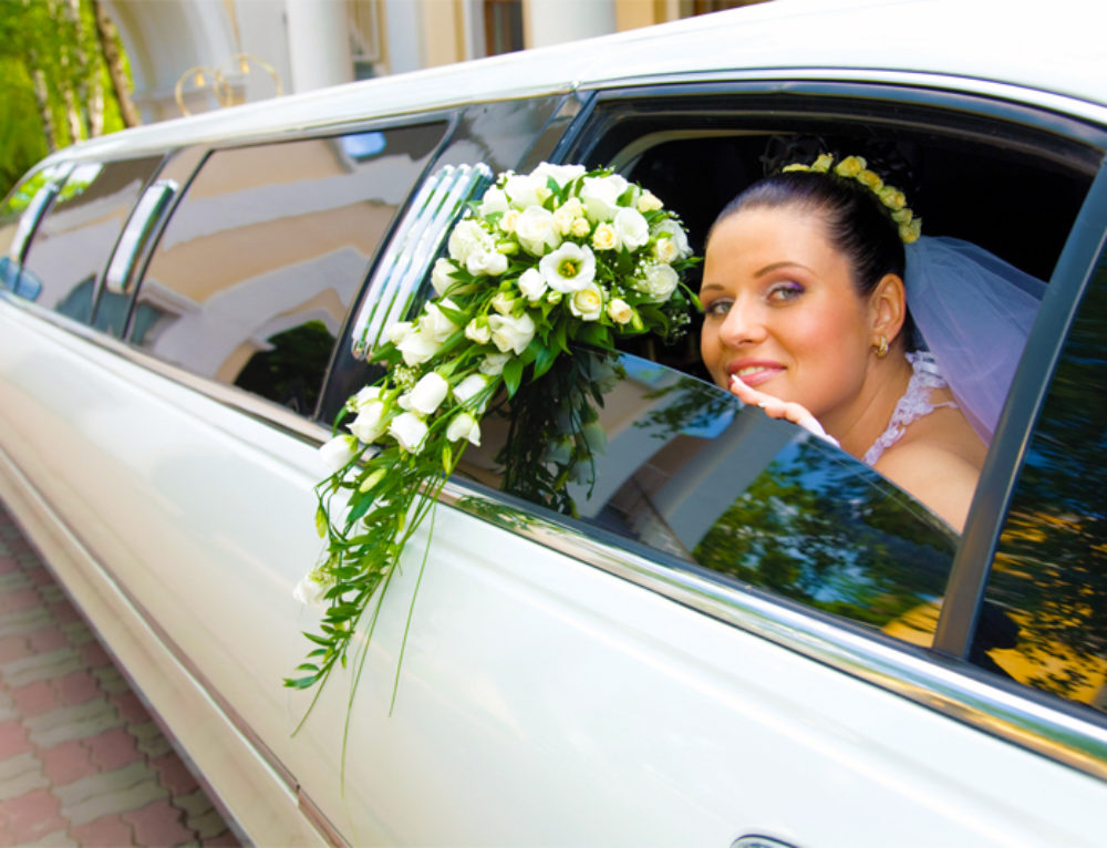 Platinum's Limousines Large Limos are Perfect For Your Wedding Transportation Needs